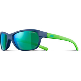 Julbo Player L Spectron 3CF Lunettes de soleil 6-10 ans Enfant, blue/green-multilayer green